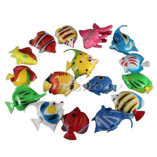Artificial Fish 10 pieces