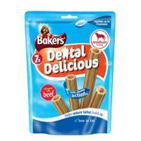Bakers Dental Delicious Medium Beef, 200g