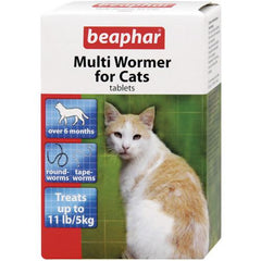 Beaphar Multi Wormer For Cats