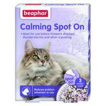 Beaphar Calming Spot-On for Cats, 3wk