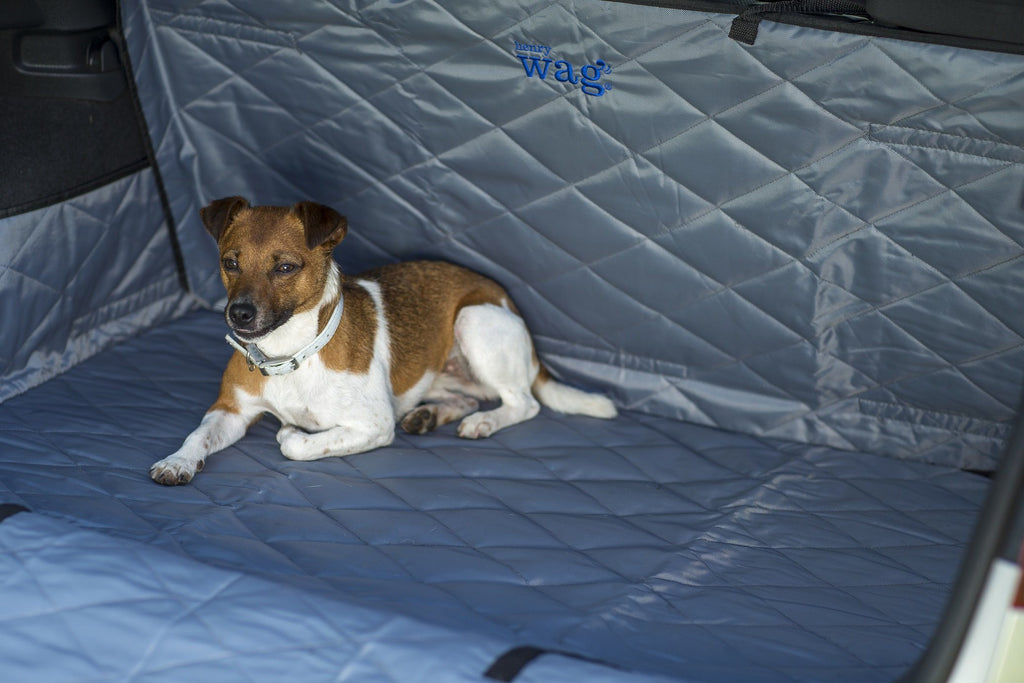 Henry Wag Car Boot & Bumper Protector for Dogs
