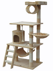 Cat Tree Tower Condo 157cm Tall High Quality