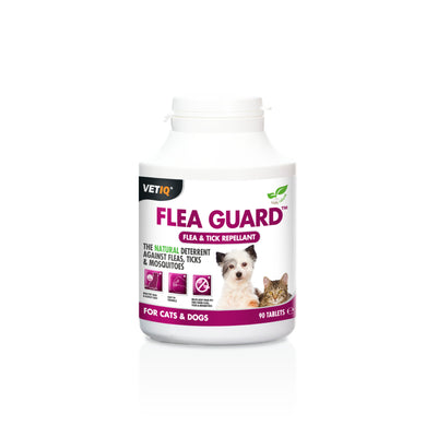 VETIQ Cat & Dog Flea Guard Repellant 90 Tablets