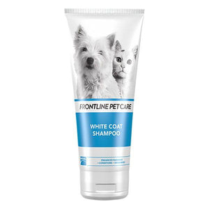 Frontline Pet Care White Coat Shampoo