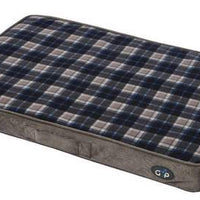 Dog Bed Essence Lounger Gor Pets Check Comfort Luxury