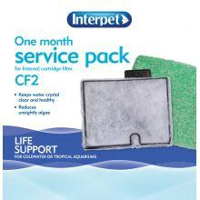 Interpet Service Kit Cf2 1month