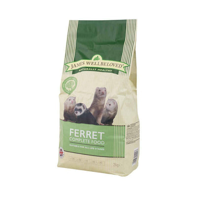 James Wellbeloved Ferret Food