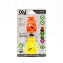 K9 Connectables Dentist Orange/Yellow, 2pk