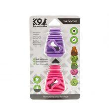 K9 Connectables Dentist Pink Purple, 2pk