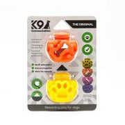 K9 Connectables Original Orange/Yellow, 2pk