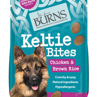 Burns Kelties Bites 200g Dog Treats