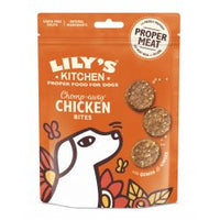 Lily's Kitchen Dog Chicken Bites treats 70g