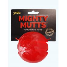 Mighty Mutts Rubber Ball Small