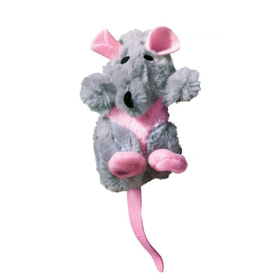 KONG Rat Refillable Cat Toy