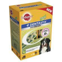Pedigree Dentastix Fresh Large Dogs, 28 sticks