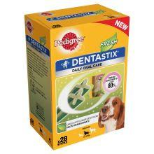 Pedigree Dentastix Fresh Medium Dog, 28stk