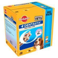 Pedigree Dentastix Medium, 56stk