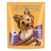 Pet Munchies Chicken Stix