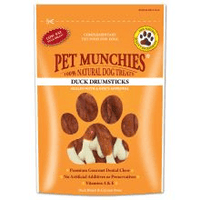 Pet Munchies Duck Drumsticks
