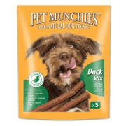 Pet Munchies Duck Stix