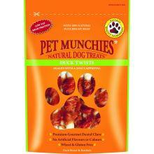 Pet Munchies Duck Twists