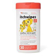 Petkin Itch Stop Wipes, 30pcs