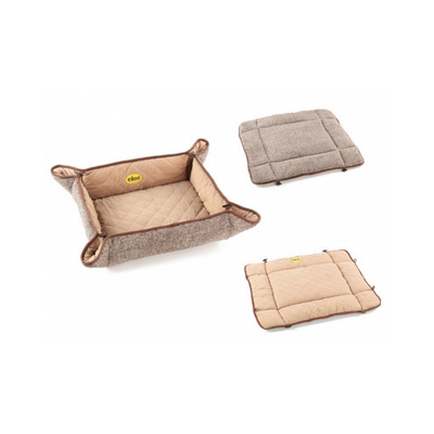 Cat & Dog reversible Pop-Up Pet Bed