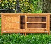Rabbit Hutch Luxury Chartwell Single 6 Foot