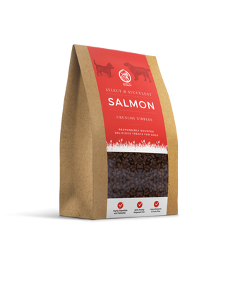 Clydach Farm Select Salmon Nibble Dog Treats