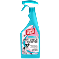 Simple Solution Stain & Odour Remover Spring 750ml
