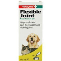 Vetzyme Flexi Joint Oil 150ml