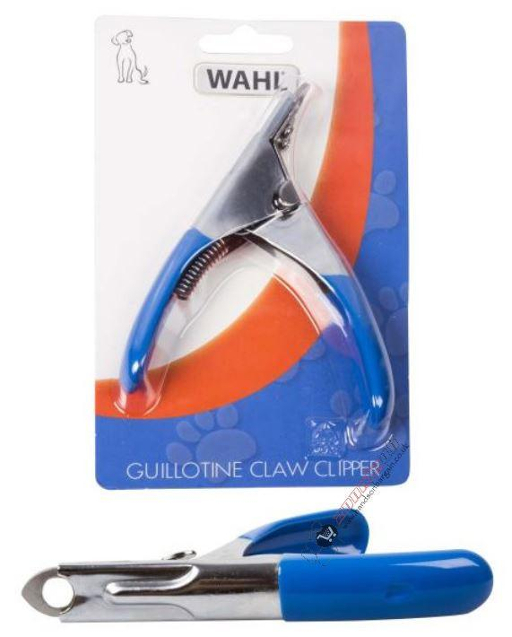 Wahl Guillotine Claw Dog Nail Clippers
