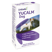YuCALM Dog Calming Supplement for Dogs - 30 Tablets