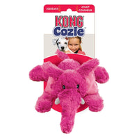 KONG Cozie Brights Medium Dog Toy
