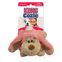 KONG Cozie Pastels Medium Dog Toy