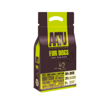 AATU 80/20 Duck Complete Grain Free Dry Dog Food 1.5kg