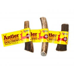 antler antos dog chew