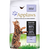Applaws Natural Chicken & Duck Dry Cat Food