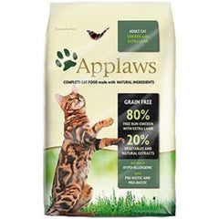Applaws Natural Chicken & Lamb Dry Cat Food