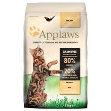 Applaws Natural Chicken Dry Cat Food