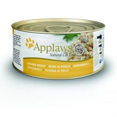 Applaws Chicken Breast 24 x 70g Cat Food