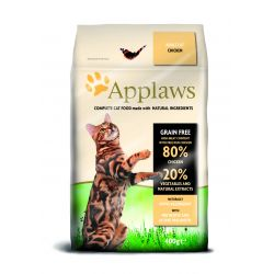 Applaws Complete Natural Dry Cat Food 400g Adult Chicken