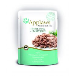Applaws Pouch Jelly Tuna Cat Food 70g