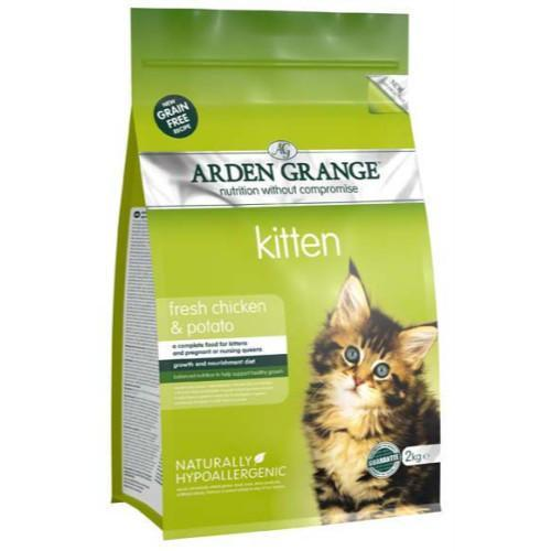 Arden Grange Kitten Chicken & Potato
