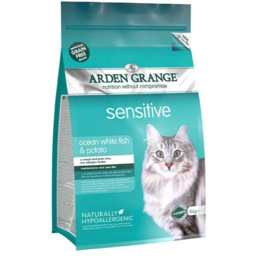 Arden Grange Cat Adult Sensitive