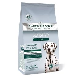 Arden Grange Dog Food Adult Sensitive 2KG