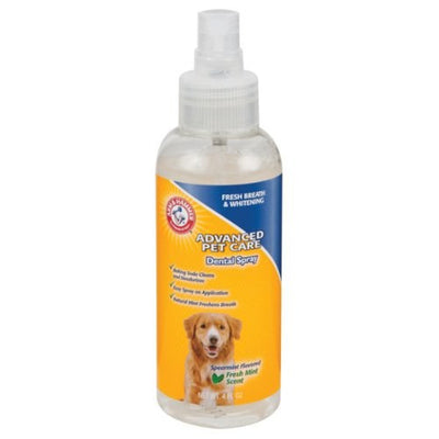 Arm and Hammer Dental Spray Tartar Control Spearmint