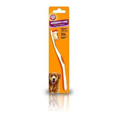 Arm & Hammer Dog Rubber Bristle Toothbrush