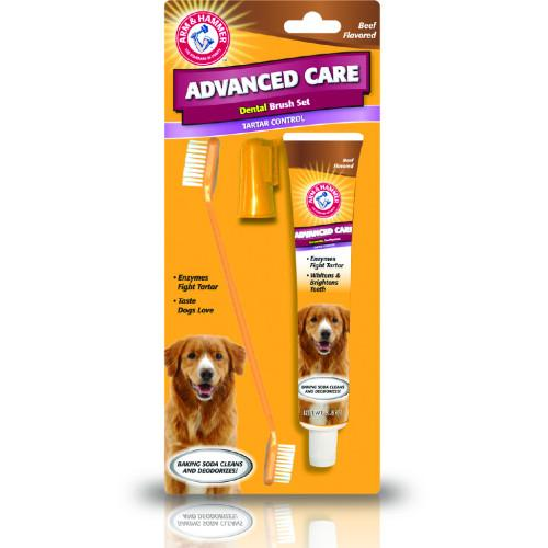 Dog Toothbrush & Toothpaste Arm & Hammer