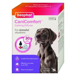 Beaphar CaniComfort Dog Calming Diffuser 48ml